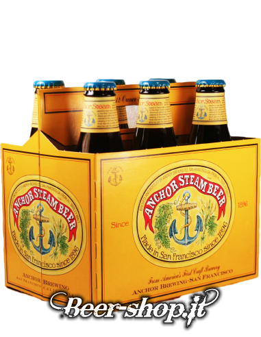 Cestino Anchor Steam 6*35,5cl