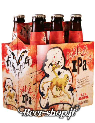 Cestino Flying Dog Snake Dog IPA 6*35,5cl