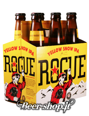 Cestino Rogue Yellow Snow 6*35,5cl
