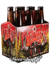 Cestino Black Diamond Fracas Red Ale 6*35,5cl