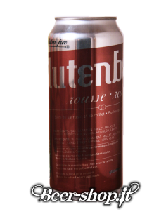 Glutemberg Red Ale Lattina 47,3cl