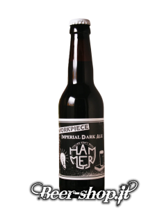 Hammer Workpiece - Imperial Dark Ale 33cl