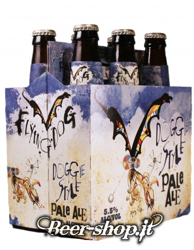 Cestino Flying Dog Doggie/Pale Ale 6*35,5cl