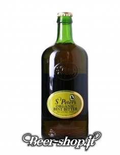 St Peter's Organic Best Bitter 50cl