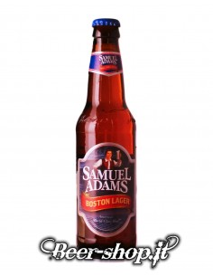 Samuel Adams Boston Lager (UK) 33cl