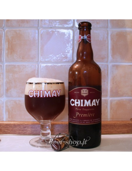 Chimay Tappo Rosso 75cl