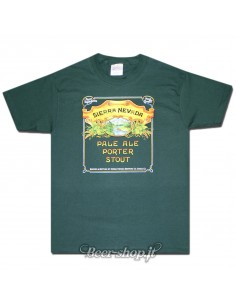 T-shirt Sierra Nevada Verde Scuro