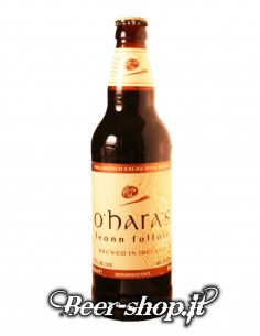O'Hara's Irish Leann Follain Extra 50cl