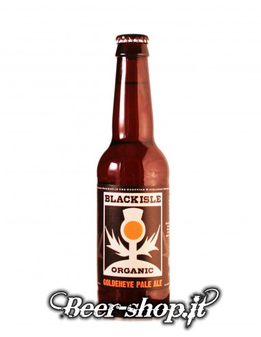 Black Isle Goldeneye 33cl