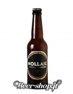 Nollaig Christmas Spruce Beer 33cl