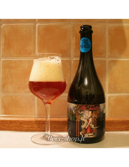 Tre Pupazzi Brewery Titty Twister 75cl