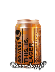Brewdog This is Lager Lattina 33cl
