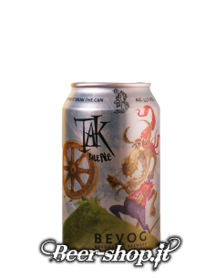 Bevog Tak Pale Ale Lattina 33cl