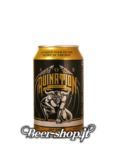 Stone Ruination IPA Lattina 33cl (D)