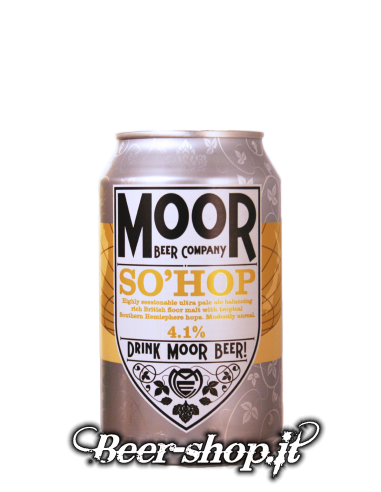 Moor So'Hop Lattina 33cl