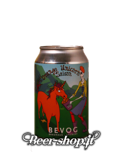 Bevog Orange Unicorn - Lattina 33cl