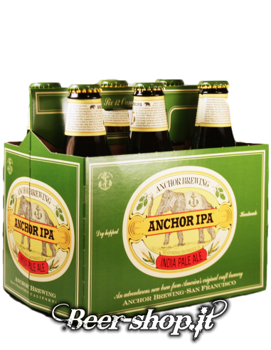 Cestino Anchor IPA 6*35,5cl