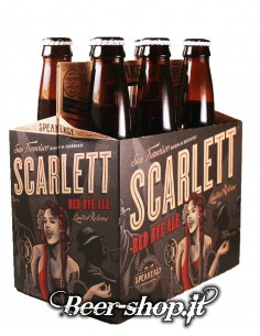 Cestino Speakeasy Scarlett Red Rye Ale 6*35,5cl