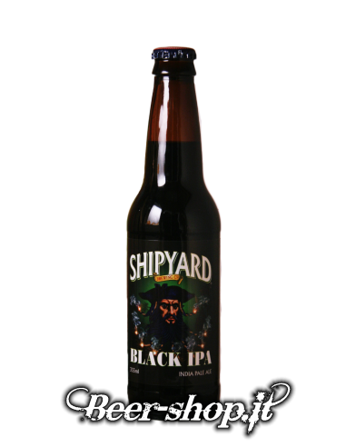 Shipyard Black IPA 35,5cl