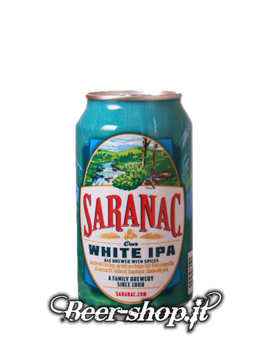 Saranac White IPA Lattina 35,5cl