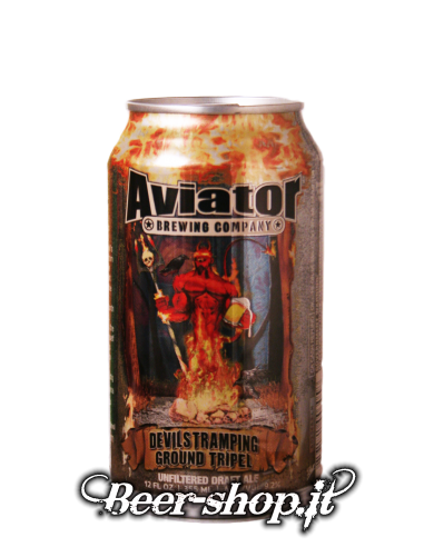 Aviator Devil's Tramping Gound Tripel Lattina 35,5cl