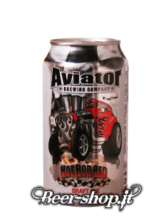 Aviator Wide Open Red Draft Ale Lattina 35,5cl