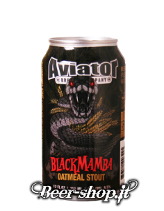 Aviator Black Mamba Outmeal Stout 35,5cl
