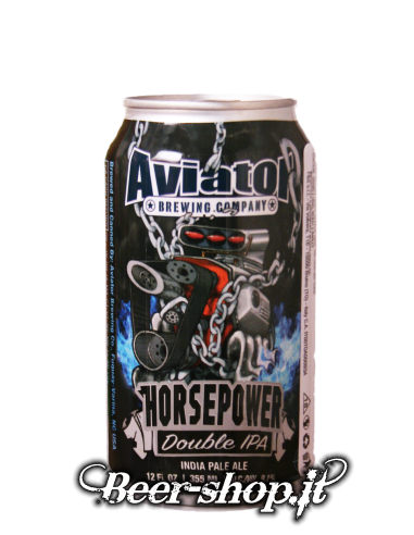 Aviator Horse Power Double IPA Lattina 35,5cl