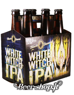 Cestino Black Diamond White Witch IPA 6*35,5cl