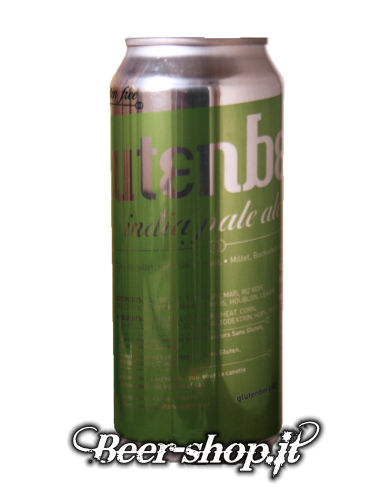 Glutenberg India Pale Ale Lattina 47,3cl