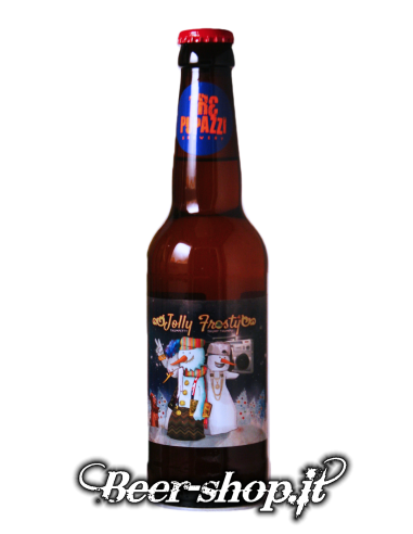 Tre Pupazzi Brewery Jolly Frosty 2018 33cl