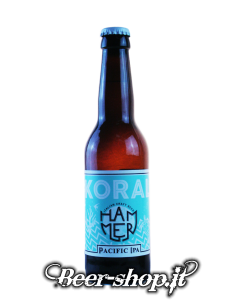 Hammer Koral - Pacific IPA 33cl