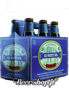 Cestino Anchor Go West! IPA 6*35,5cl