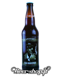 Speakeasy Old Godfather Barley Wine 65cl