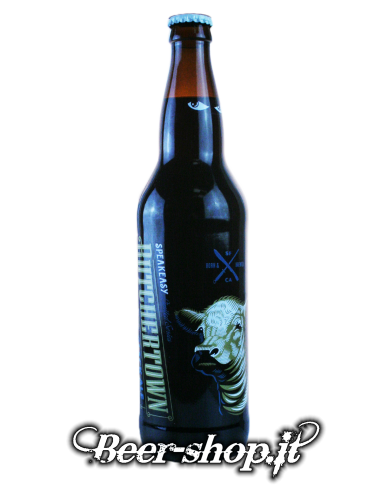 Speakeasy Butchertown Black IPA 65cl
