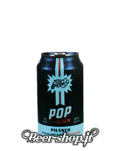 Speakeasy Pop Gun Pils Lattina 35,5cl