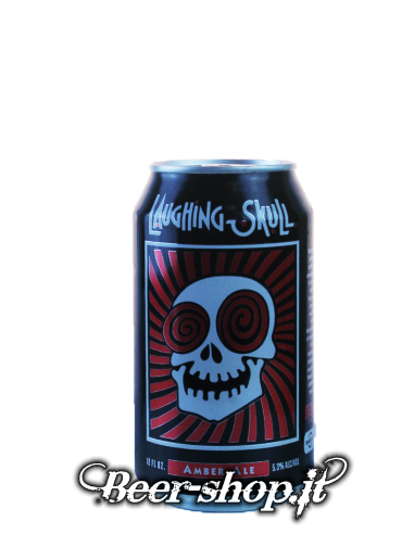 Red Brick Laughing Skull Lattina 35,5cl