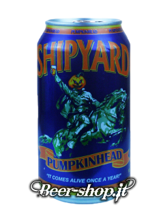 Shipyard Pumpkinhead Lattina 35,5cl