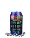 Red Brick Divine Bovine Chai Spice Milk Stout Lattina 35,5cl