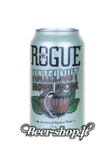 Rogue Hazelnut Brown Lattina 33cl