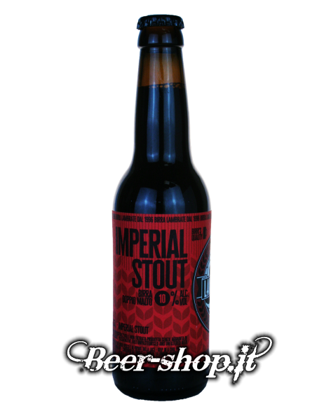 Lambrate Imperial Stout 33cl