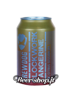 Brewdog Clockwork Tangerine Lattina 33cl