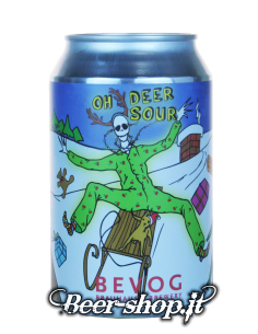 Bevog OH, DEER SOUR Lattina 33cl