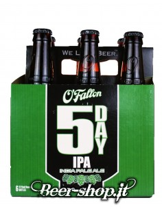 Cestino O'Fallon 6*5-Day IPA 35,5cl