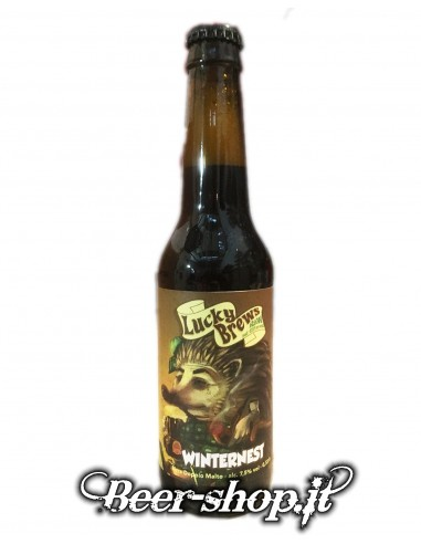 Lucky Brews Winternest 33cl