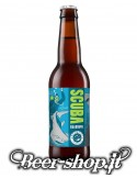 Brewfist Scuba Quadrupel 33cl
