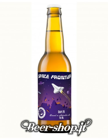 Brewfist/To Øl Space Frontier 33cl