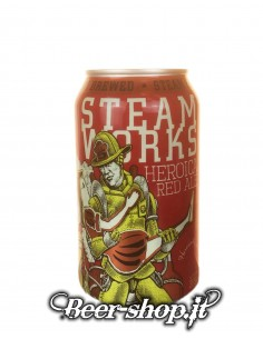 Steamworks Heroica Red Ale Lattina 35,5cl