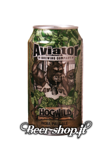 24 x Aviator Hogwild IPA Lattina 35,5cl