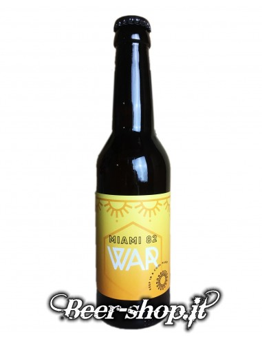 War Miami82 Lager 33cl